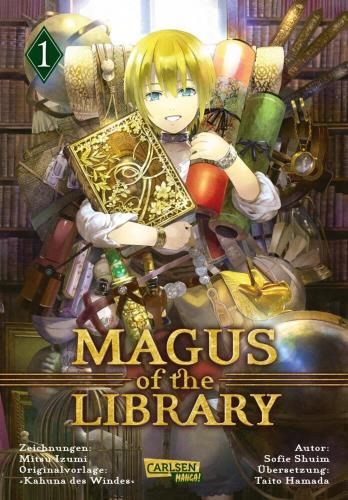 Magus of the library - 1