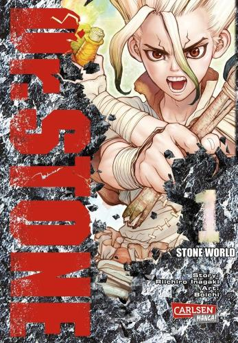 Dr. Stone - 1. Stone world