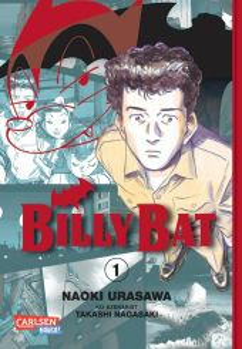 Billy Bat - 1