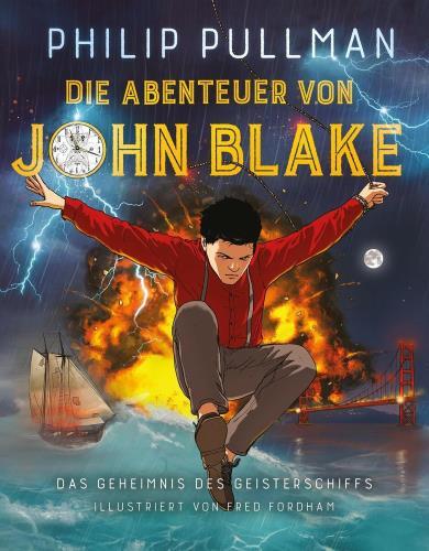 Die Abenteuer von John Blake - Das Geheimnis des Geisterschiffs