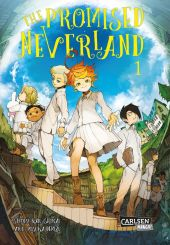 The promised neverland - 1. Grace Field House