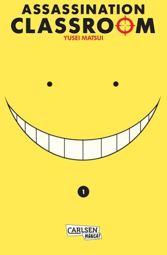 Assassination classroom - 1. Killing time