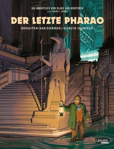 Die Abenteuer von Blake & Mortimer - Der letzte Pharao