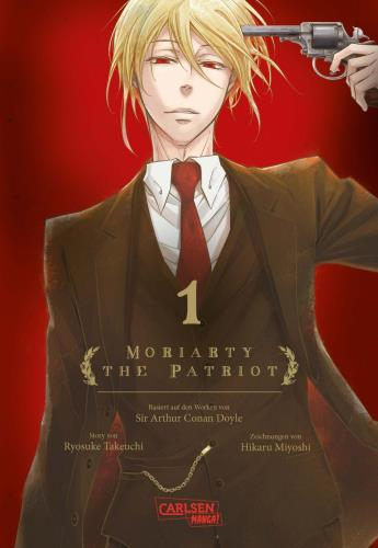 Moriarty the patriot - 1