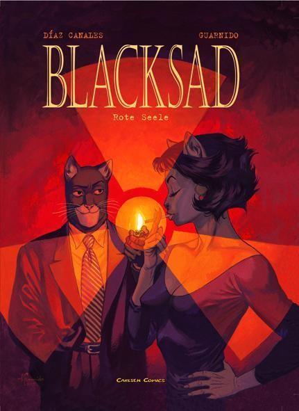 Blacksad - 3. Rote Seele