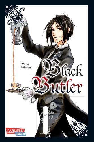 Black Butler - 1