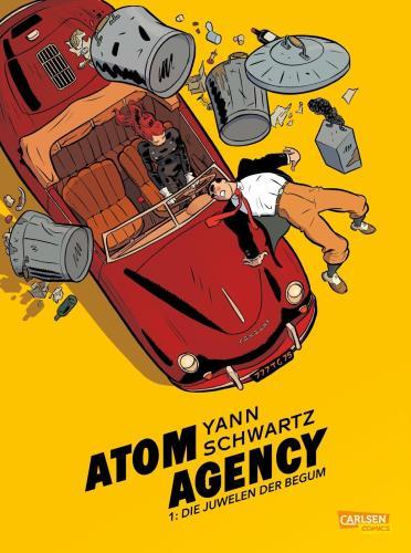 Atom Agency - 1. Die Juwelen der Begum