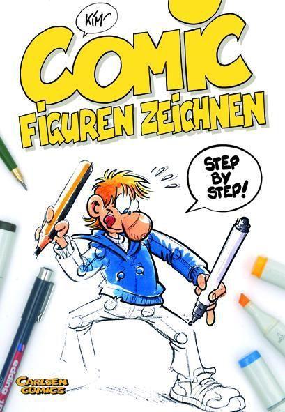 Comic-Figuren zeichnen