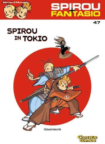 Spirou + Fantasio - 47. Spirou in Tokio