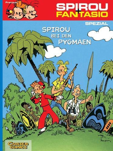 Spirou + Fantasio spezial - Spirou bei den Pygmäen