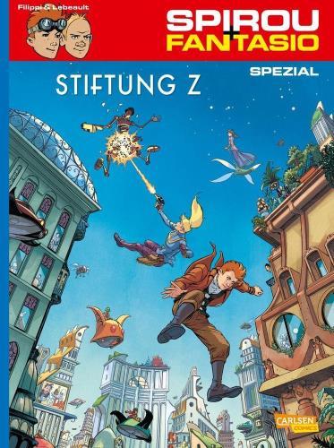 Spirou + Fantasio spezial - 27. Stiftung Z