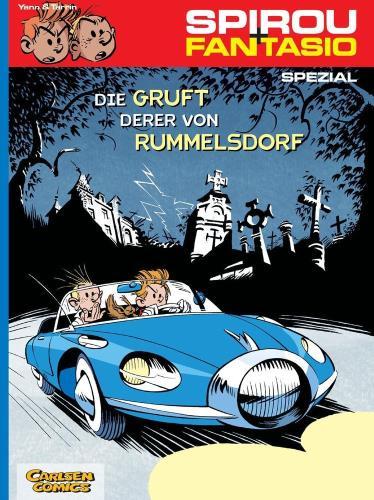 Spirou + Fantasio spezial - 6. Die Gruft derer von Rummelsdorf