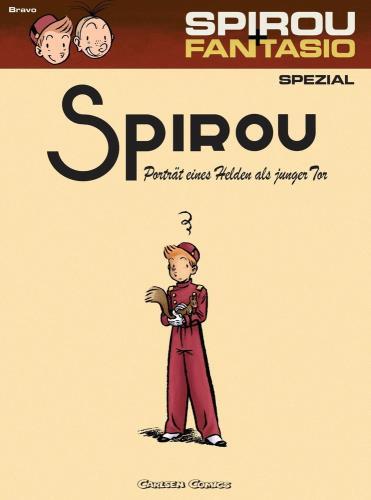 Spirou + Fantasio spezial - 8. Spirou