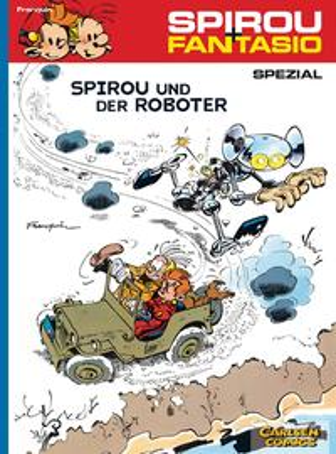 Spirou + Fantasio spezial - 10. Spirou und der Roboter