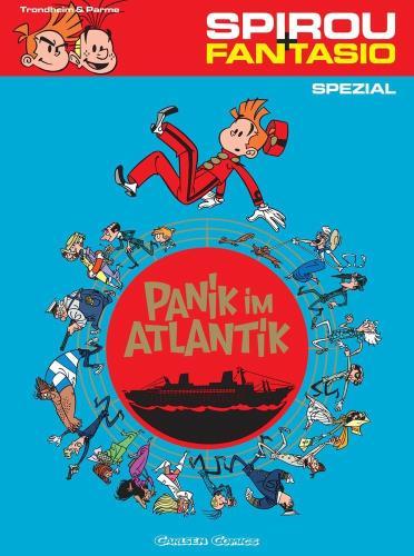 Spirou + Fantasio spezial - 11. Panik im Atlantik