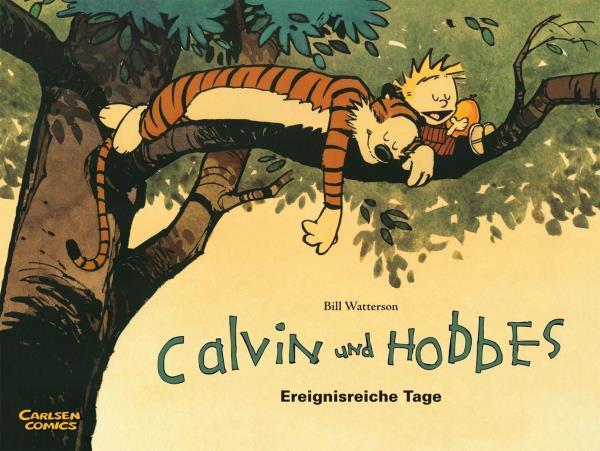 Calvin und Hobbes - 8. Ereignisreiche Tage