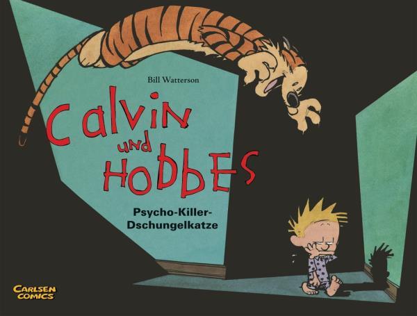 Calvin und Hobbes - 9. Psycho-Killer-Dschungelkatze