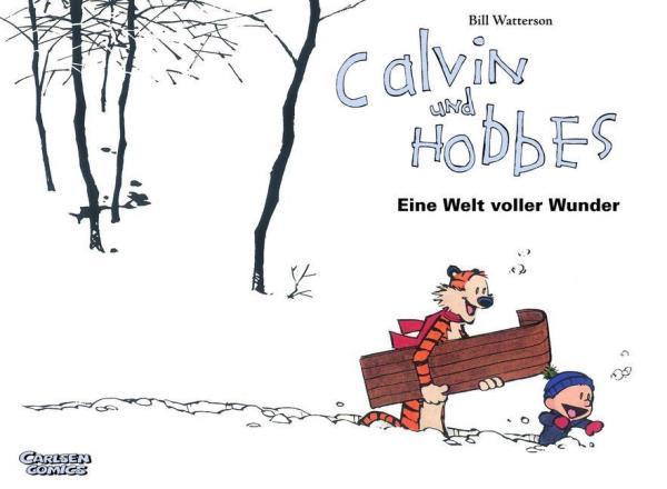 Calvin und Hobbes - 11. Eine Welt voller Wunder