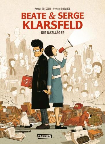 Beate & Serge Klarsfeld