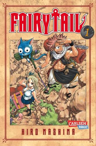 Fairy tail - 1
