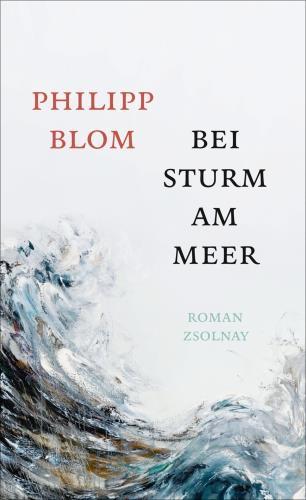 Bei Sturm am Meer