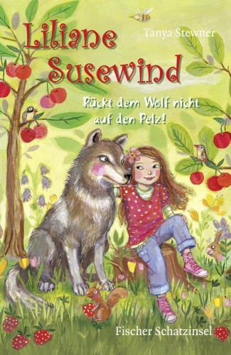 Liliane Susewind - rückt dem Wolf nicht auf den Pelz!