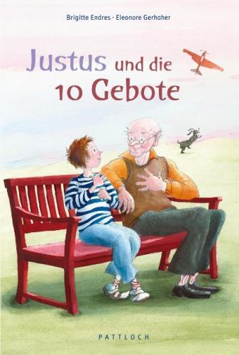 Coverbild Justus und die 10 Gebote