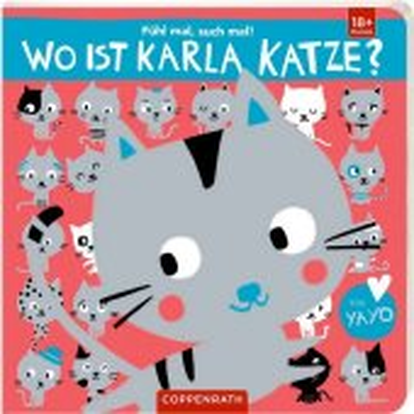 Wo ist Katze Karla?
