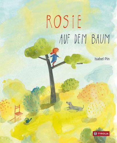 Rosie auf dem Baum
