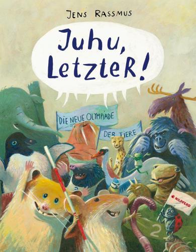 Juhu, Letzter!