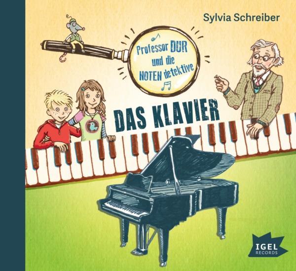 Professor Dur und die Notendetektive - Das Klavier