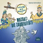 Professor Dur und die Notendetektive - Mozart: Die Zauberflöte