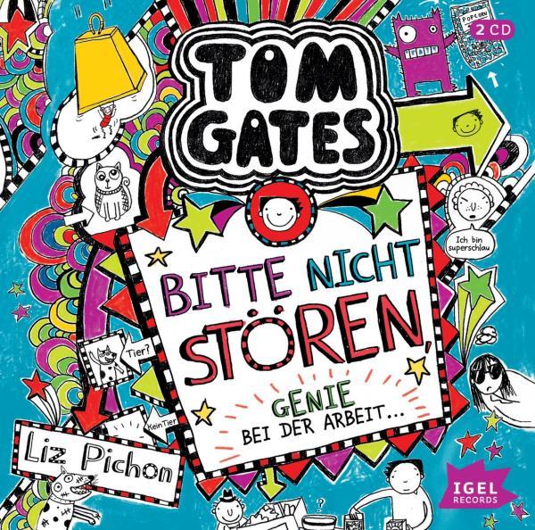 Tom Gates - Bitte nicht stören, Genie bei der Arbeit ...