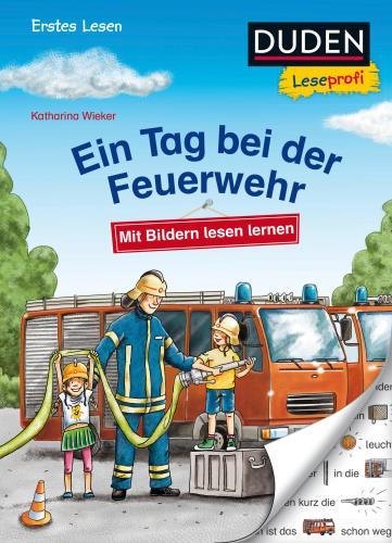 Cover des Mediums: Ein Tag bei der Feuerwehr
