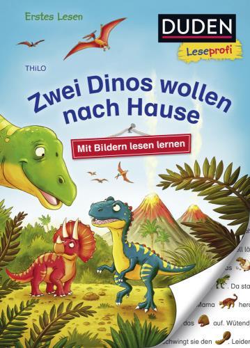 Zwei Dinos wollen nach Hause