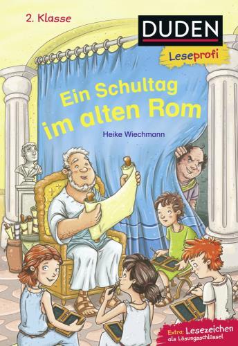 Ein Schultag im alten Rom