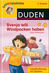 Svenja will Windpocken haben