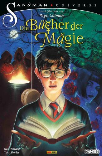 Die Bücher der Magie