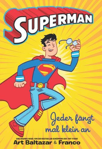 Superman - Jeder fängt mal klein an