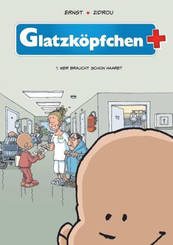 Glatzköpfchen - 1. Wer braucht schon Haare?