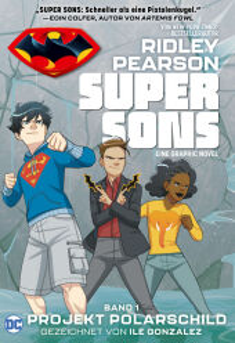 Super sons - 1. Projekt Polarschild