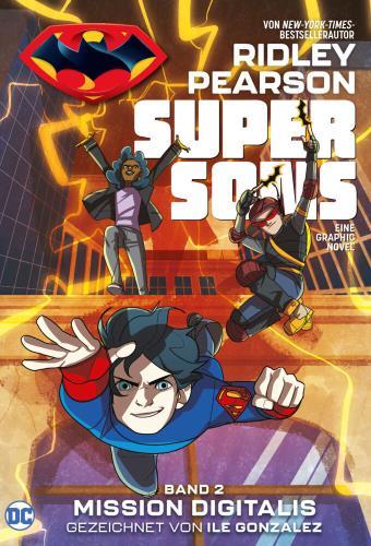Super sons - 2. Mission Digitalis