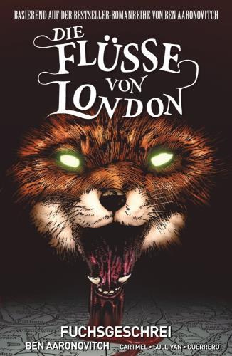 Die Flüsse von London - Fuchsgeschrei