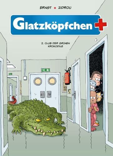 Glatzköpfchen - 2. Club der grünen Krokodile