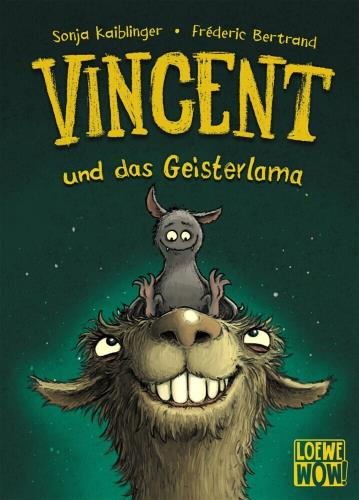 Vincent und das Geisterlama