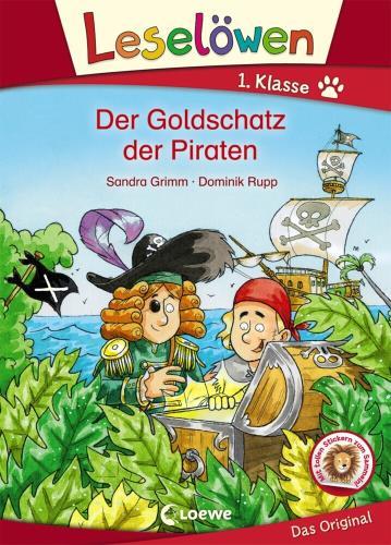 Der Goldschatz der Piraten