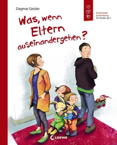 Was, wenn Eltern auseinandergehen?