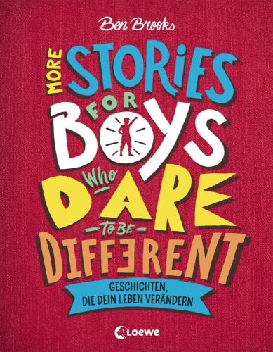 More stories for boys who dare to be different