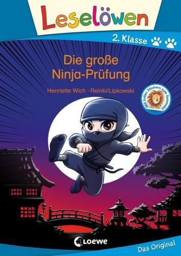 Die große Ninja-Prüfung