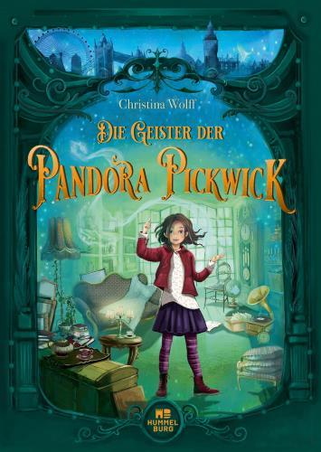 Die Geister der Pandora Pickwick